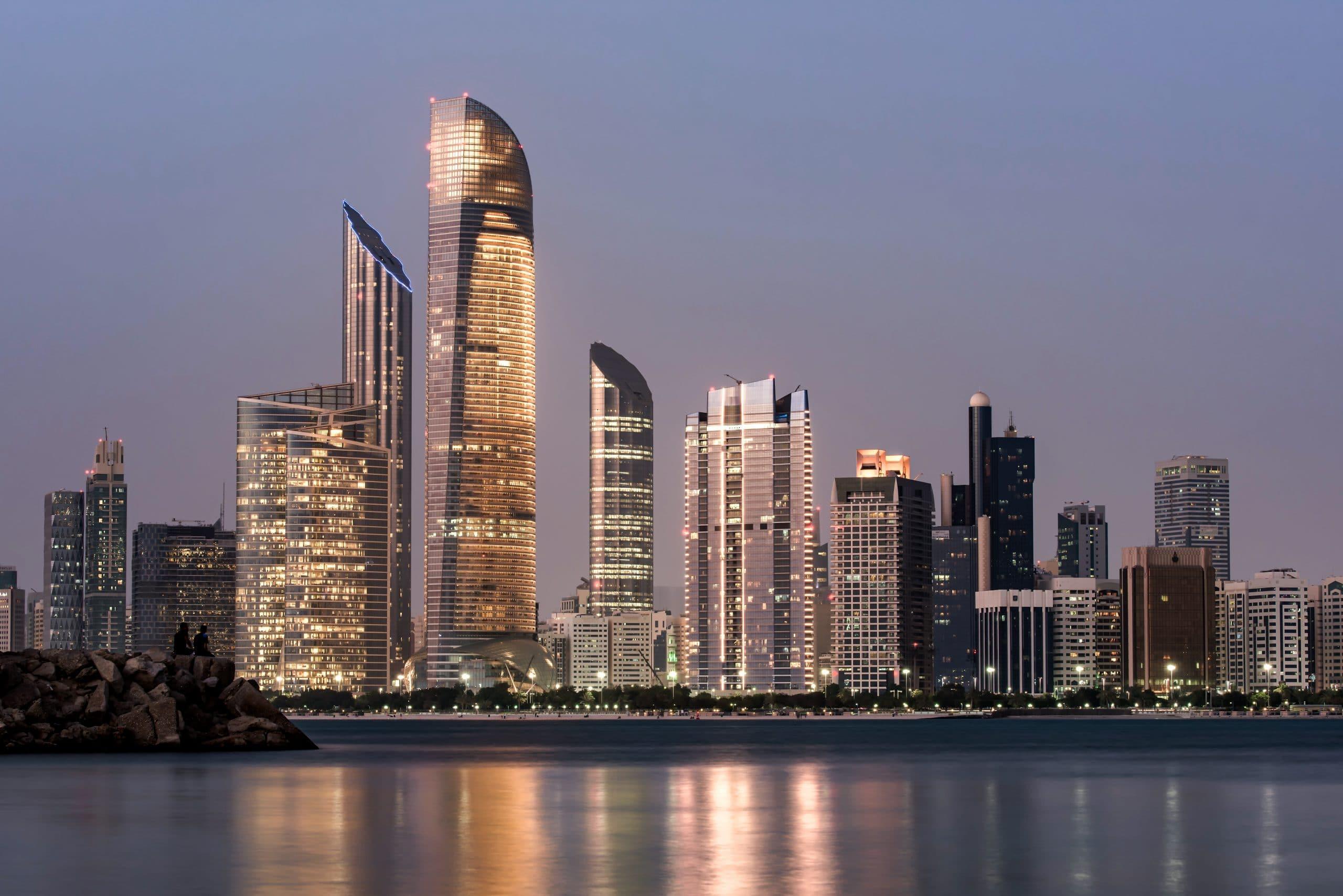 Photo d'Abu Dhabi