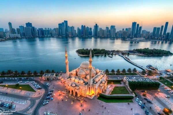 Ville de Sharjah