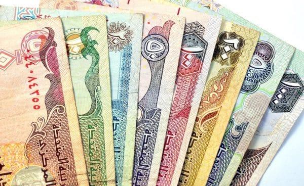dirham emirats arabes unis