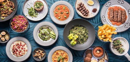 Restaurant Em Sherif à Dubaï