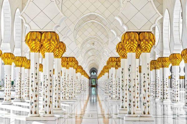 Mosquée Abou Dabi