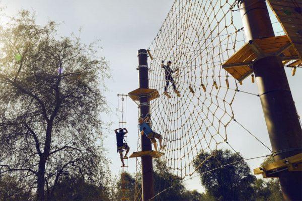 Parc d'attraction Adventura Park
