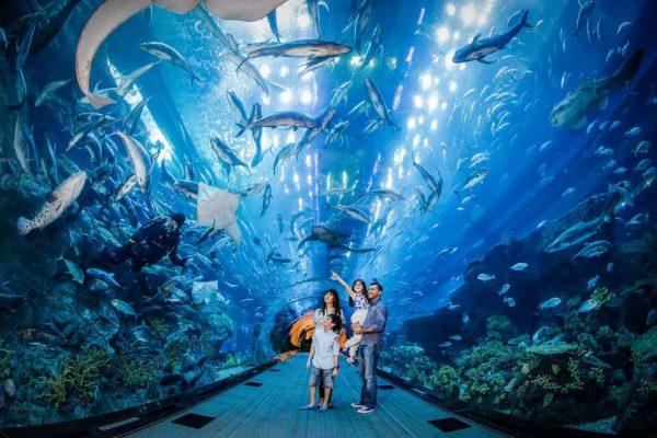 Aquarium de Dubaï