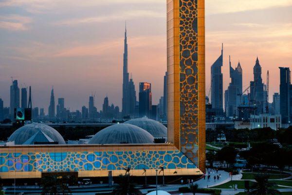 Dubaï Frame