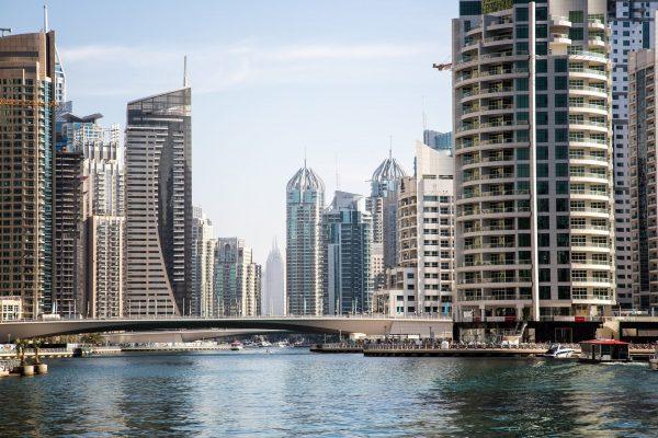 Dubaï au bord de l'eau